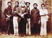 Senhor e seus escravos, 1860 | Acervo: Militão Augusto de Azevedo/ Museu Paulista - USP