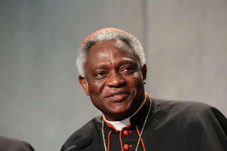Cardeal Peter Turkson, de Gana