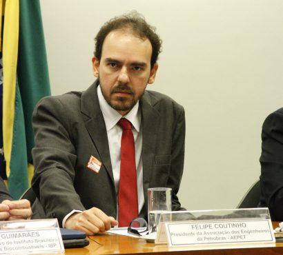 Felipe Coutinho, da Aepet, o mito da Petrobras quebrada