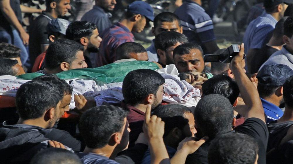 Funerais das vítimas transcorreram de forma pacífica