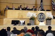 OIT confirmou entendimento de que a reforma trabalhista viola a Convenção nº 98, sobre direito de sindicalização e de negociação coletiva, ratificada pelo Brasil | Foto: Crozet/Pouteau/ Fotos Públicas