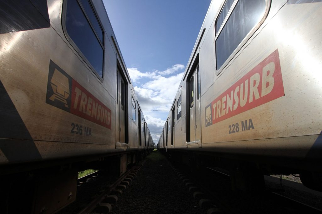 Na Trensurb, a Alstom ficou com 87,3% da fatia e a CAF com 12,7%