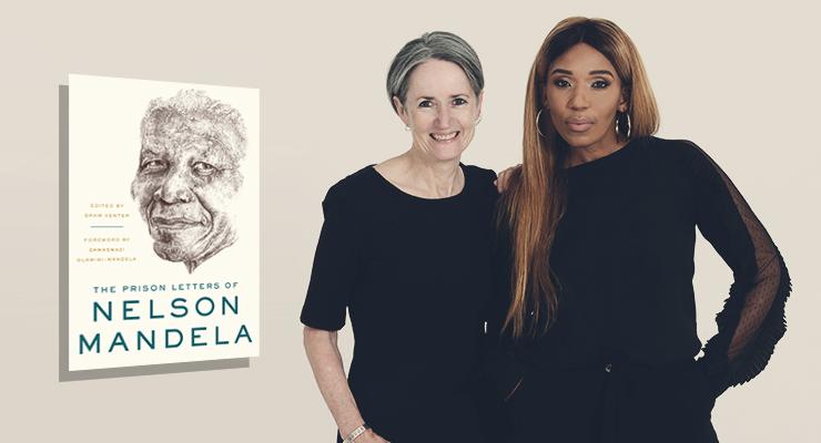 A jornalista sul-africana Sahm Venter, que editou o livro ao lado da neta de Mandela, Zamaswazi Dlamini-Mandela, autora do prefácio