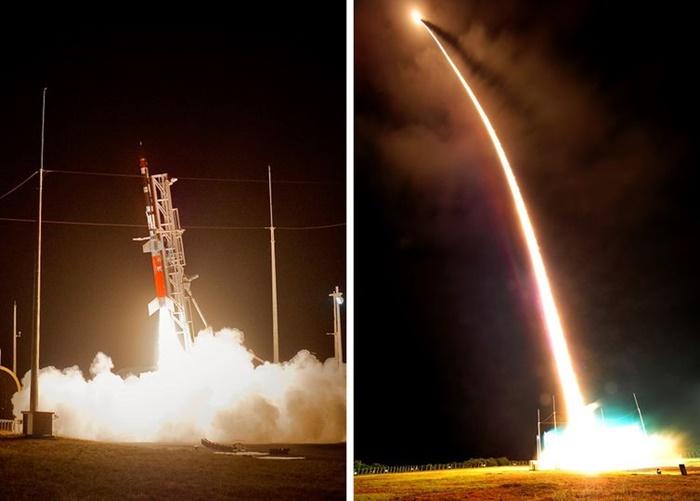 O primeiro foguete brasileiro com propulsor a etanol foi lançado em 2014 no Centro de Lançamento de Alcântara