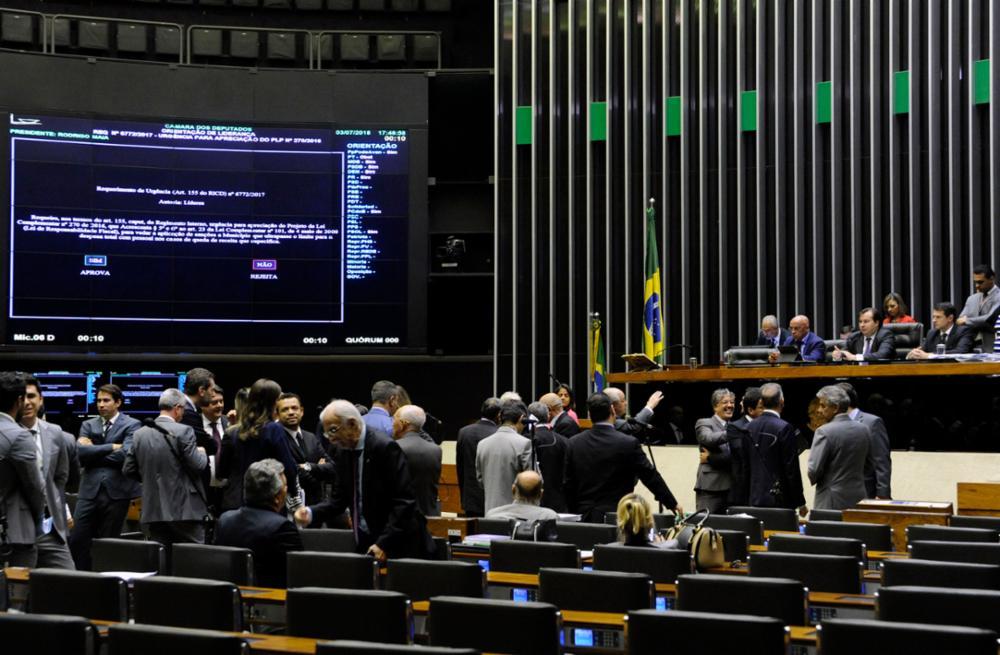 Regime de urgência para venda de seis distribuidoras da Eletrobras foi aprovado por 226 a 48 votos na noite de terça