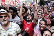 Moisés Mendes nos vemos por aí | Foto: Mídia Ninja