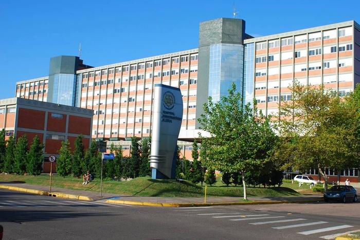 Hospital Universitário está em poder da União desde 2014 como garantia de dívidas com o Fisco