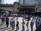 País tem 13,4 milhões de desempregados e 10,9 milhões contratados sem carteira assinada. Os 1,78 milhão de empregos prometidos pelos autores da reforma trabalhista não se concretizaram | Foto: Marcelo Camargo/ ABr