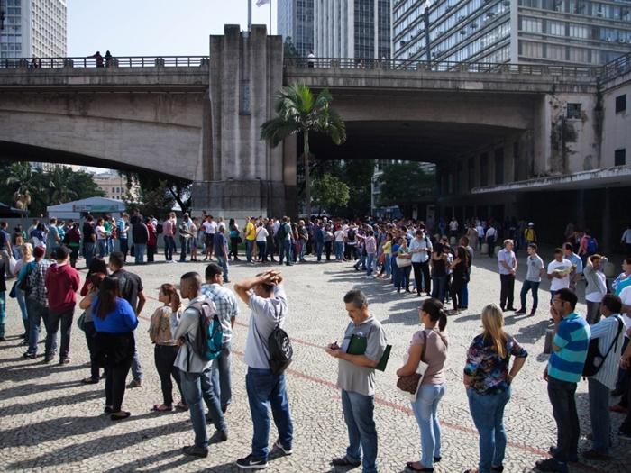 País tem 13,4 milhões de desempregados e 10,9 milhões contratados sem carteira assinada. Os 1,78 milhão de empregos prometidos pelos autores da reforma trabalhista não se concretizaram