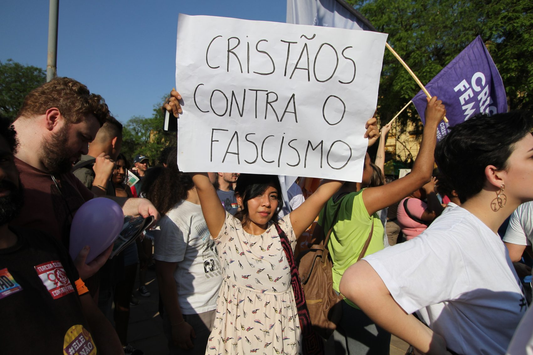 #elenão em Porto Alegre