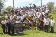 Servidores e movimentos sociais mantiveram mobilização em defesa das fundações e alertaram que extinção traria prejuízos para a ciência, a documentação, a gestão e conservação da biodiversidade no estado | Foto: Cássio Peres/ ALRS/ Divulgação