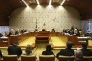 Julgamento sobre legalidade do ensino domiciliar de crianças foi retomado nesta quarta-feira pelo STF | Foto: Antonio Cruz/Agência Brasil
