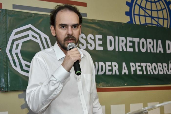 Felipe Coutinho, presidente da Aepet: 95% dos lucros com a venda da BR Distribuidora foram parar na mão de acionistas, muitos deles estrangeiros