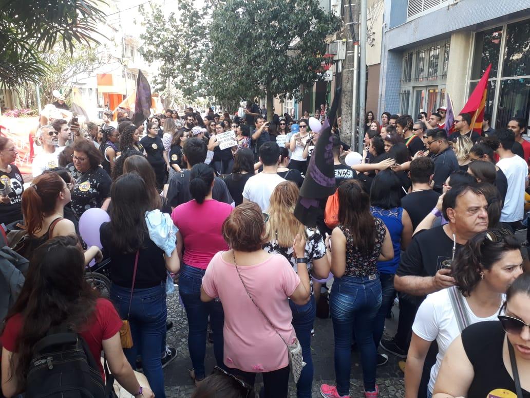 #elenão em Alegrete