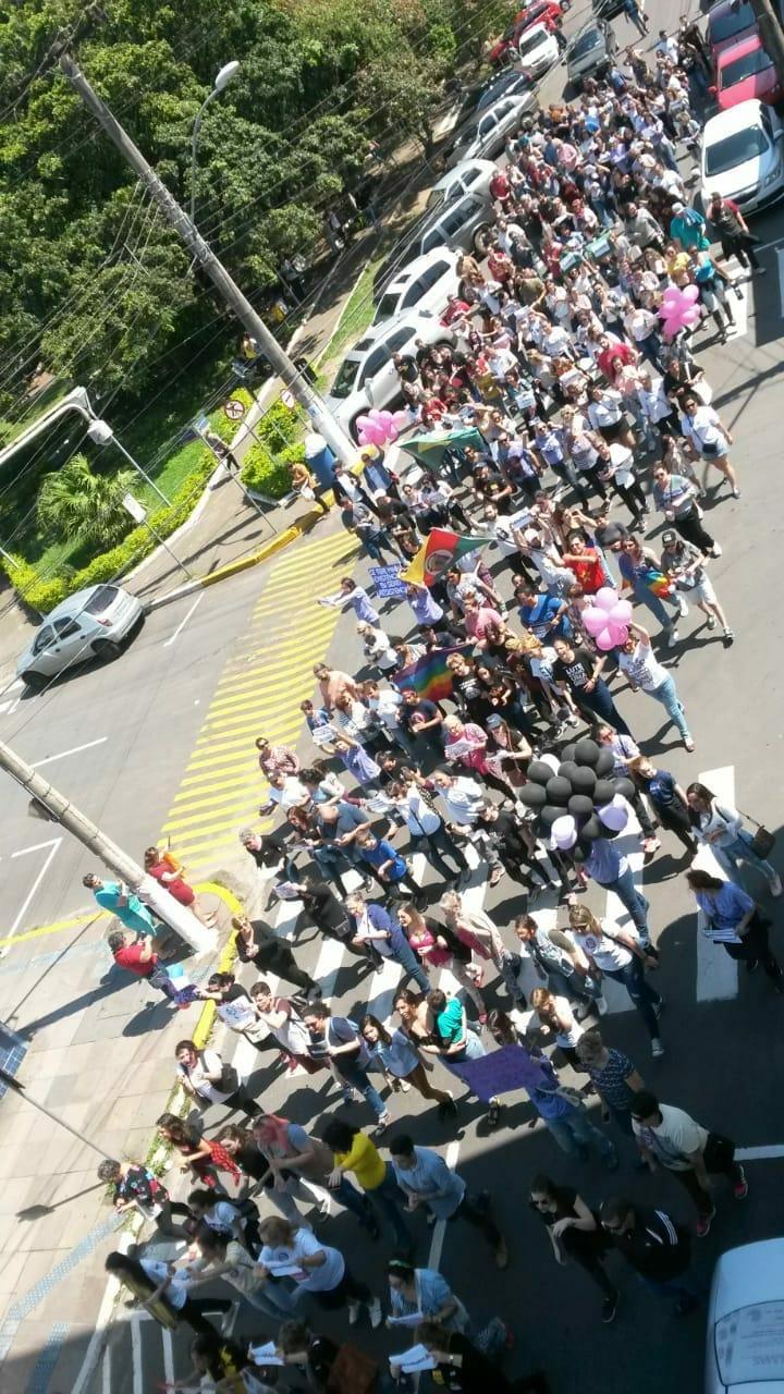 #elenão em Osório