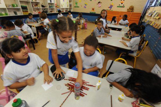 Educação Infantil | Foto: Agência Brasil