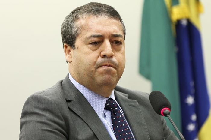 O deputado gaúcho do PTB, Ronaldo Nogueira, ex-ministro do Trabalho, que emplacou a reforma trabalhista e ficou sem mandato