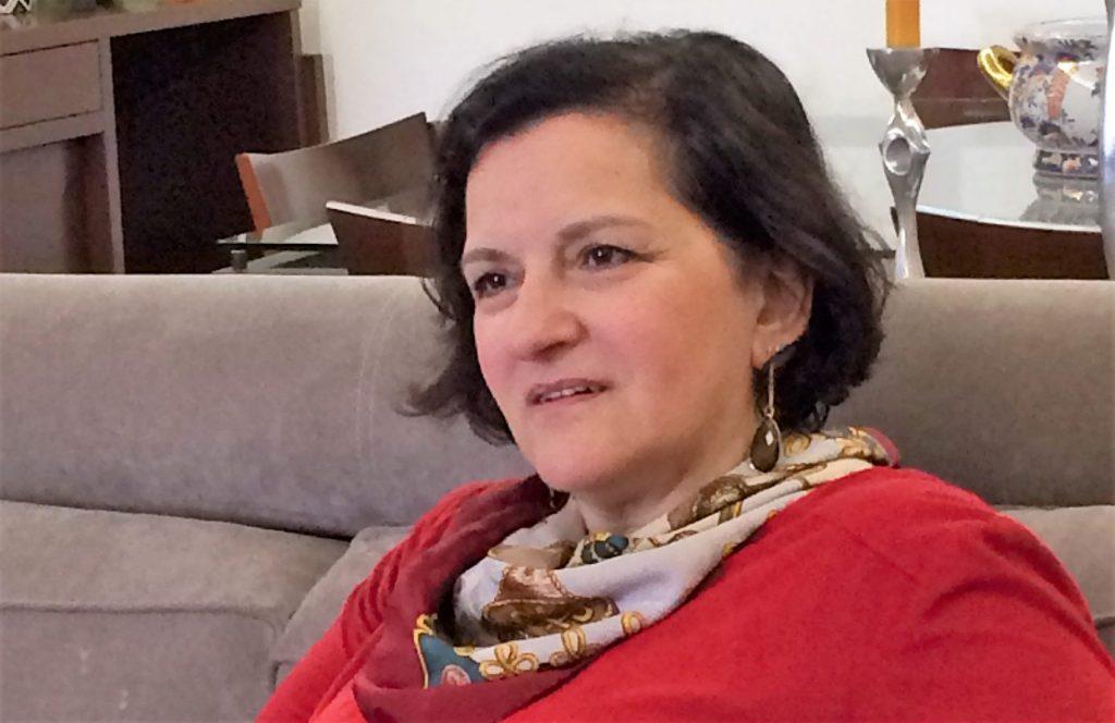 a magistrada Kenarik Boujikian do Tribunal de Justiça de São Paulo
