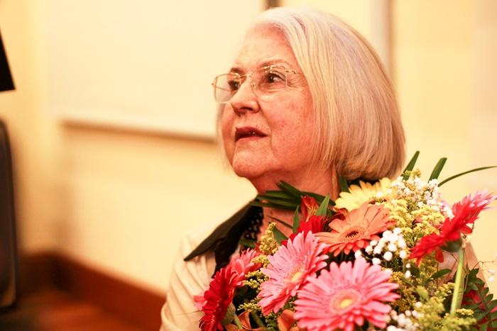 Advogada, magistrada e escritora, Maria Carpi é a terceira mulher eleita ao patronato da feira