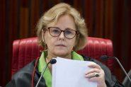Presidente do TSE fez leitura de uma nota durante a última sessão da Corte antes do segundo turno da eleição: