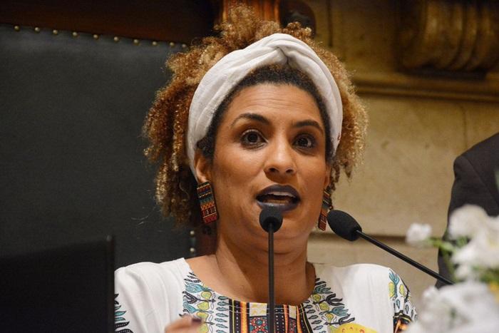 A vereadora do PSol, Marielle Franco, e seu motorista, Anderson Gomes, foram mortos na noite de 14 de março deste ano