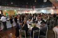 Jantar baile em Porto Alegre reuniu mais de 500 professores e acompanhantes do dia 27 de outubro | Foto: Igor Sperotto