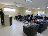 Leilão judicial de quatro instituições mantidas pela Aelbra no Norte e Centro-Oeste foram mais uma vez a leilão, em Canoas | Foto: Gilson Camargo