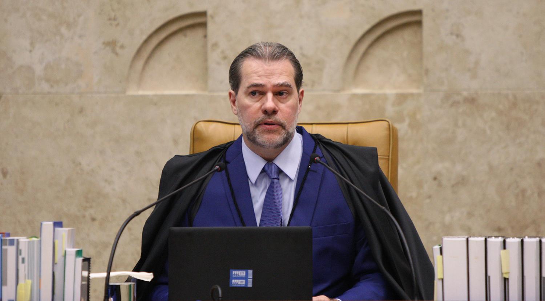 Ministro Dias Toffoli, presidente do STF, retirou da pauta do dia 28 avaliação de matéria similar ao Escola Sem Partido para tratar dos indultos de Natal