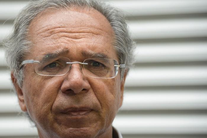 O economista Paulo Guedes é investigado pelo MPF por crimes de gestão fraudulenta ou temerária