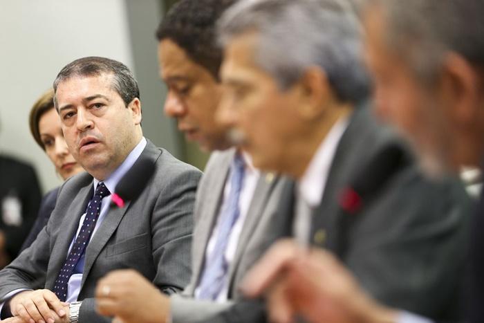 Mentor da reforma trabalhista, o ex-ministro do Trabalho, Ronaldo Nogueira, que não conseguiu se reeleger deputado pelo PTB/RS por conta do desgaste