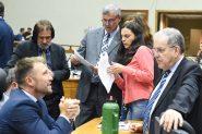 Bancadas entraram em acordo para votação, em blocos, de 133 emendas e três subemendas | Foto: Leonardo Contursi/CMPA