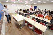 As maiores proporções no nível superior eram compostas por alunos cuja renda domiciliar per capita estava no grupo das 25% mais altas do país | Foto: Unila/ Divulgação