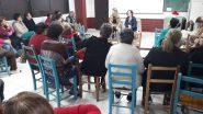 Integrantes do Programa de Extensão levam orientações jurídicas e oficinas sobre direitos e diversidade à comunidade | Foto: Projur/ Divulgação