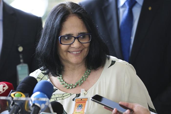 Futura ministra de Mulher, Família e Direitos Humanos, Damares Alves