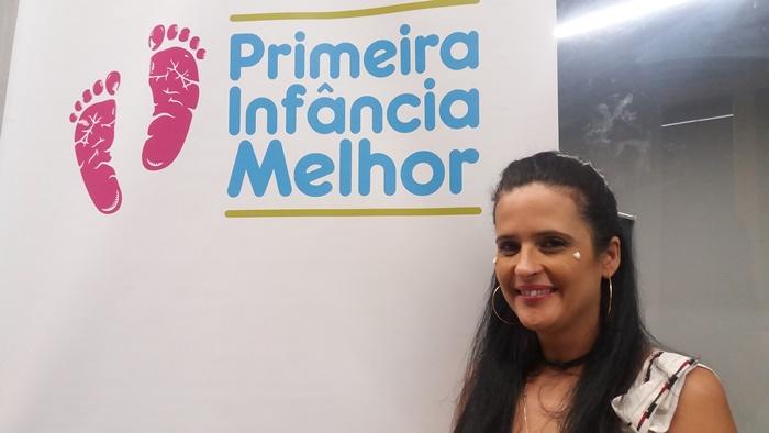 Experiências da primeira infância vale para toda a vida, destaca a coordenadora do Primeira Infância Melhor no RS, Gisele Silva