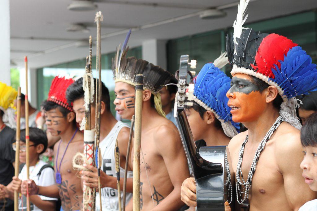 Mobilizações estão ocorrendo em vários estados brasileiros