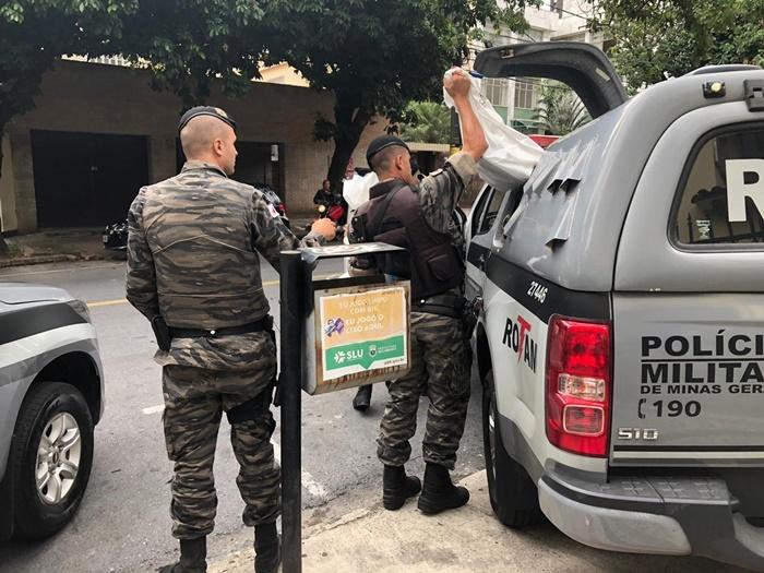 Operação do MPMG com as polícias civil e militar apreendeu computadores e documentos em Minas, Rio e São Paulo