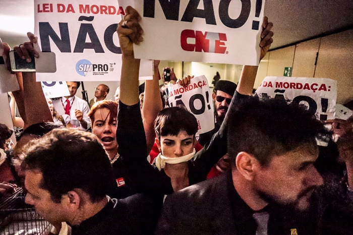 Proposta anterior do Escola sem partido foi arquivado na Câmara no ano passado após manifestações e pareceres do STF