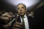 Ministro da Economia, Paulo Guedes, desmentiu em nota que decreto possa forçar rombo na Previdência | Foto: Fabio Rodrigues Pozzebom/Agência Brasil