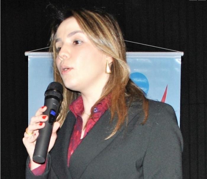 Procuradora do MPT Priscila Schvarcz