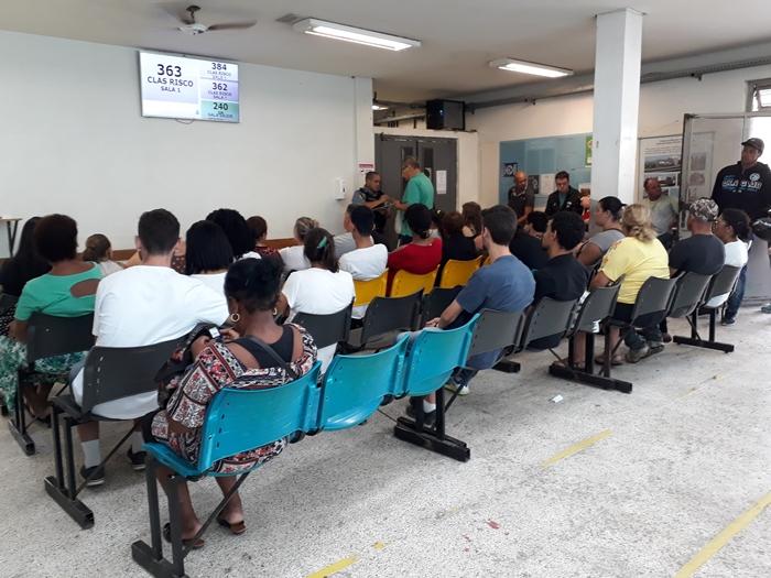 Superlotação dos hospitais públicos por pacientes do interior sobrecarrega as unidades de pronto-atendimento