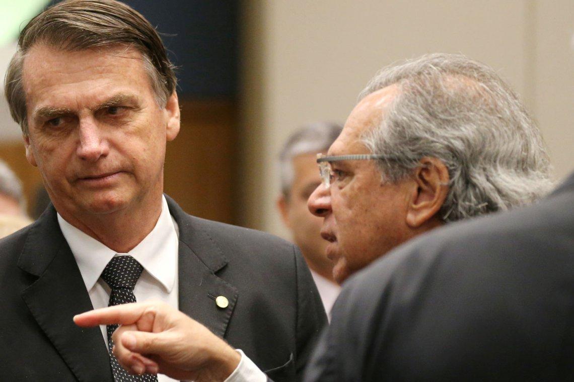 Estratégia de Guedes e Bolsonaro é estrangular sindicatos financeiramente para dificultar resistência à reforma da Previdência