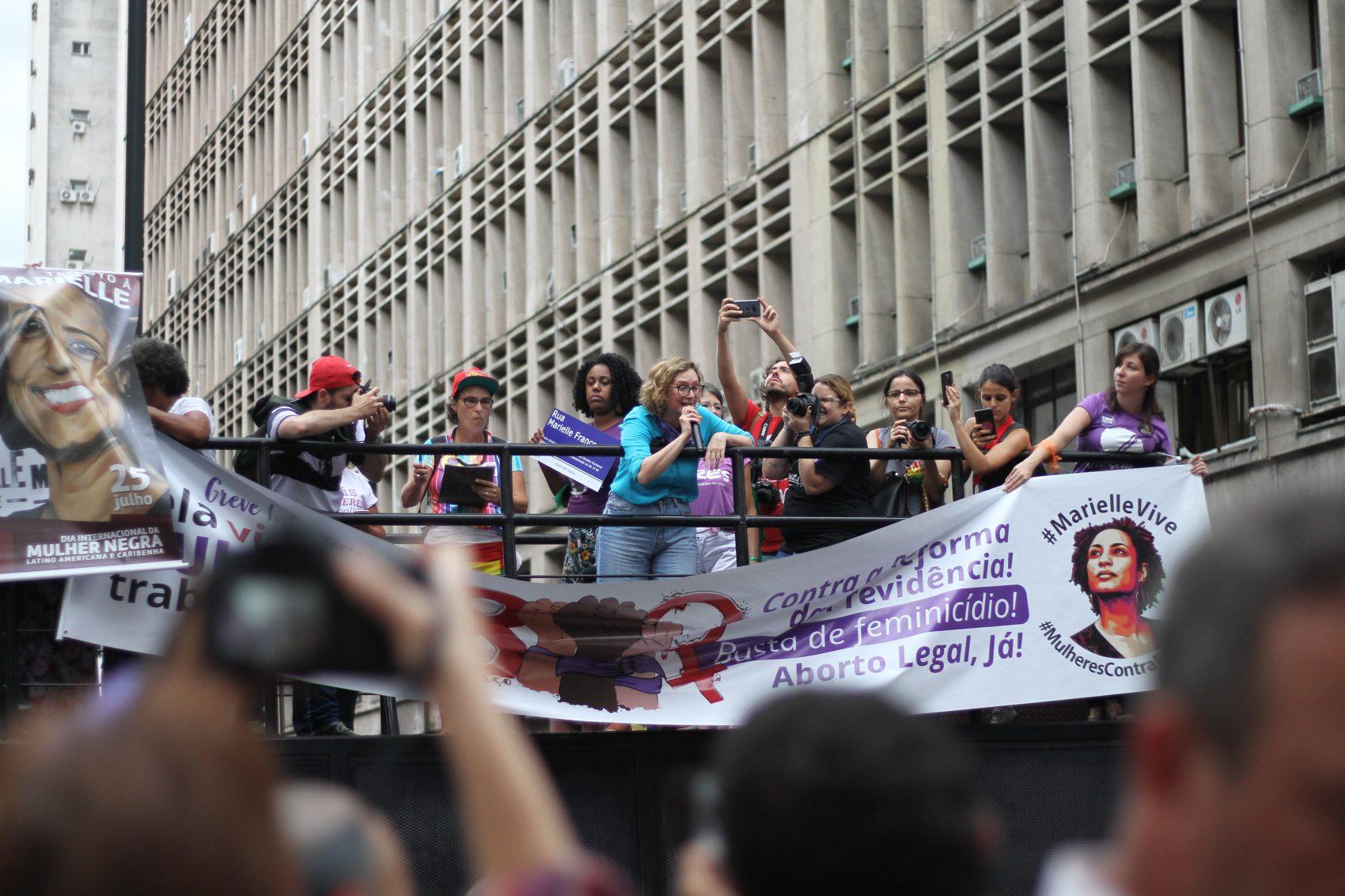 """Maria do Rosário: """"A reforma da Previdência retira das mulheres direitos conquistados e exige mais tempo de trabalho e mais tempo de contribuição"""""""