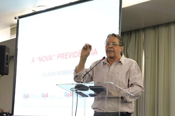 """Romero: """"Nós sabemos que há necessidades de ajustes na Previdência, mas há uma enormidade de ralos que não são solucionados por essa reforma"""""""