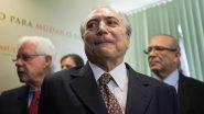 Ex-presidente Temer responde por 10 inquéritos | Foto: Marcelo Camargo/Agência Brasi