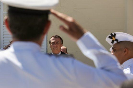 As declarações feitas por Bolsonaro na quinta-feira, 7, durante a celebração dos 211 anos do Corpo de Fuzileiros Navais, no Rio, são apontadas como uma tentativa de requentar formas de apoio e não como qualquer sinalização de mudanças significativas na aposentadoria de militares