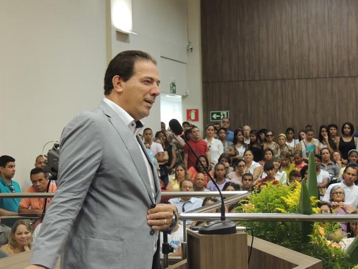 O empresário Ruy Muniz: negócios suspeitos na área da Saúde