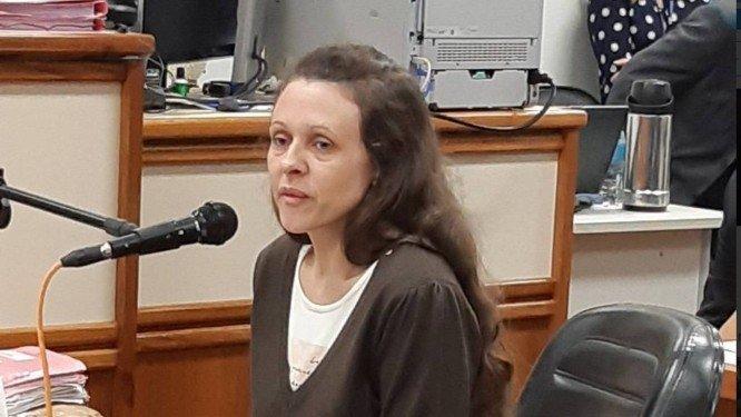 Graciele, a madrasta, recebeu a maior condenação: 34 anos e sete meses