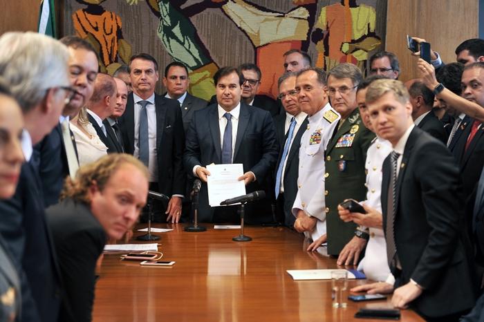Contribuição dos militares para a reforma, se aprovada, representa uma economia líquida de R$ 10,5 bilhões em uma década, o que equivale a apenas 1% do objetivo total inicialmente pensado pela equipe econômica