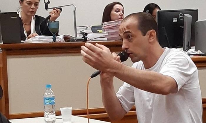 O médico Leandro Boldrini, pai da vítima e mentor do crime, foi condenado a 33 anos e oito meses